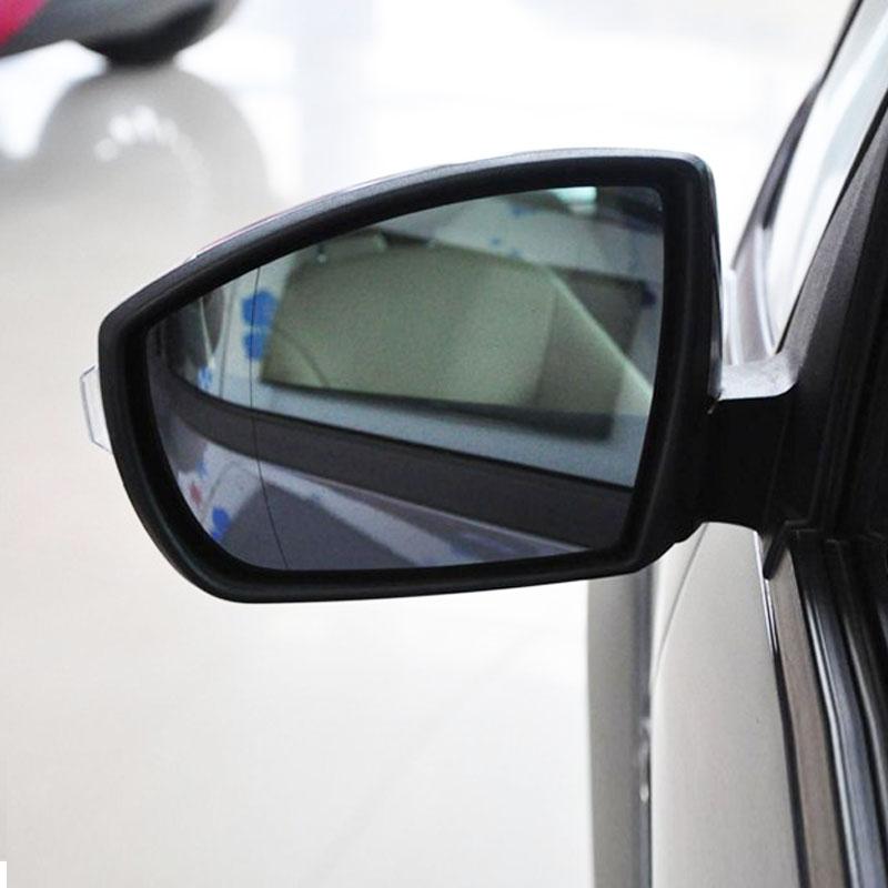 福特13 14 15 16年款翼博 翼虎大视野防炫目蓝镜反光倒车后视镜片