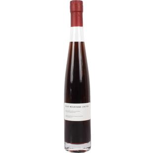 冰酒瓶玻璃空瓶375ml人蔘泡酒瓶創意紅酒瓶500ml高檔果酒玻璃酒瓶