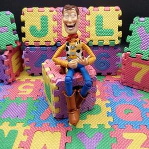 1/12分兵人场景配件ob11娃娃屋家具地毯bjd地板6寸人偶模型背景板
