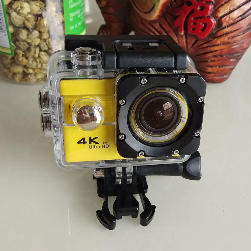 高清4K運動攝像機遙控攝影數碼dv相機防水vlog摩托頭盔行車記錄儀