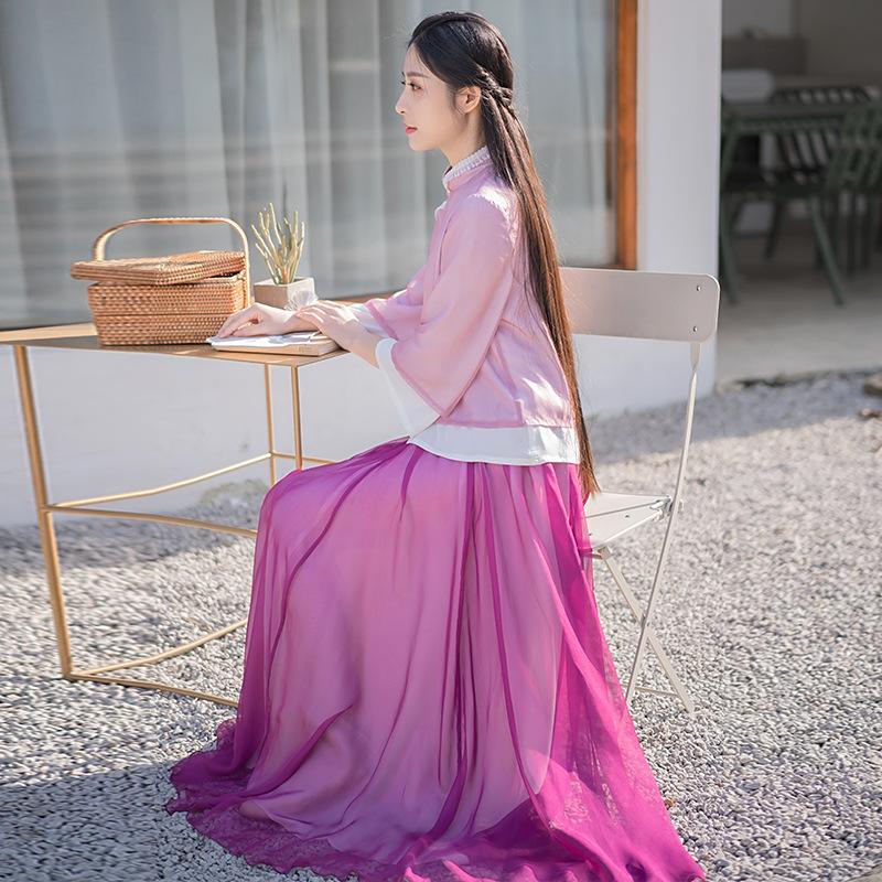 Национальная китайская одежда Артикул 615599358002