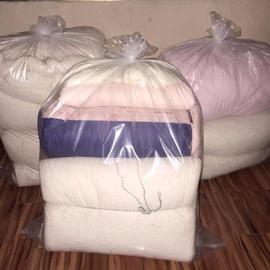 特大号装被子的袋子收纳袋防潮防尘衣服整理袋棉被搬家打包袋透明