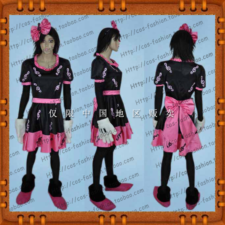Package post Tokyo big sale Disney Mickey Mouse Princess Minnie performance costume cos full Cosplay men and women