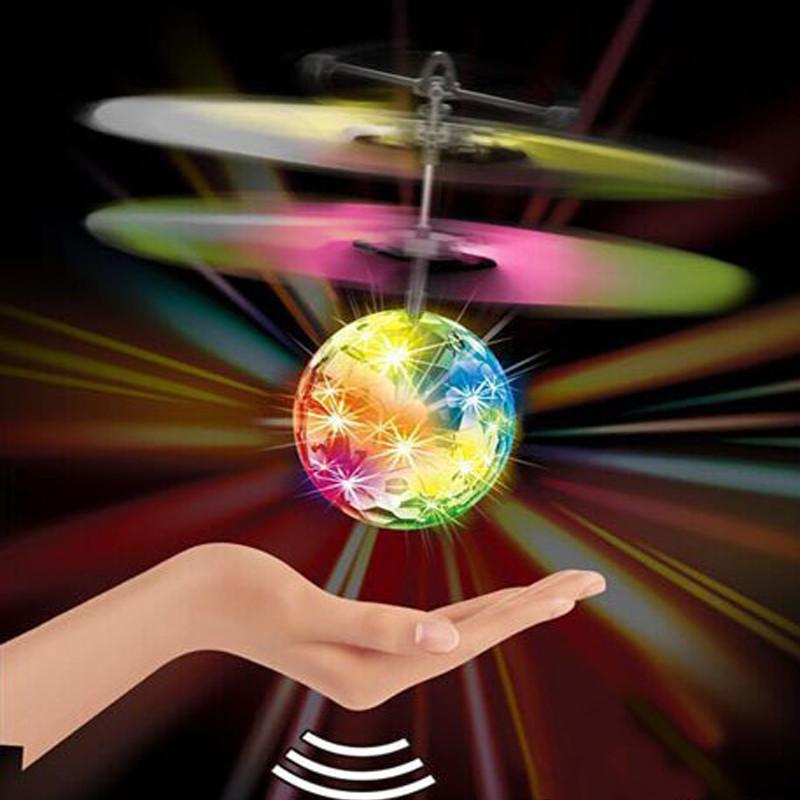 [乐惠玩具厂电动,遥控飞机]遥控飞机玩具发光小飞机手感应飞行器悬月销量36件仅售26.1元