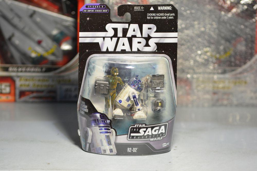 星球大战 3.75寸 SAGA COLLECTION R2-D2 全新盒装现货