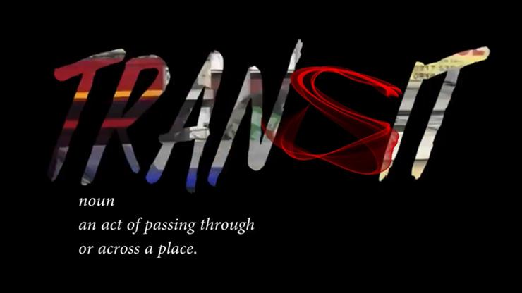 超视觉化Transit 丝带穿越 纸牌魔术道具 旅行洞幻觉