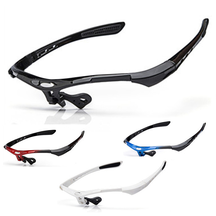 0089 cycling spectacle frame replaceable lens goggle integrated bicycle men and women outdoor sports bicycle frame accessories