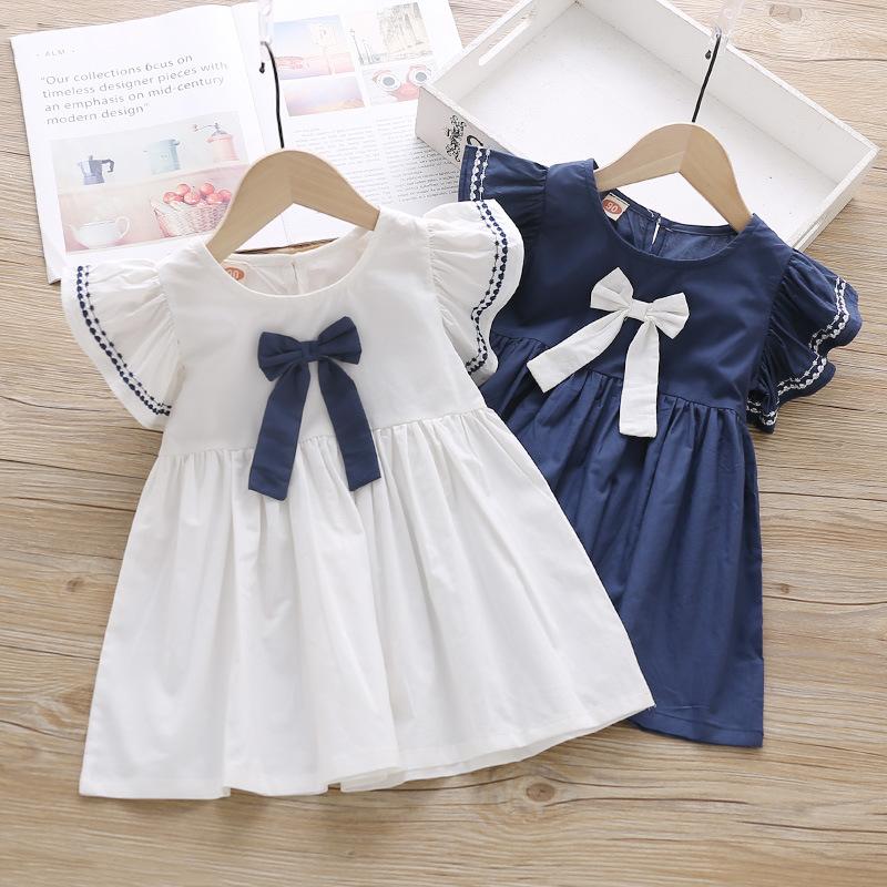 3女童连衣裙夏装可爱2 5小童裙子有赠品