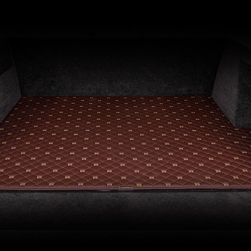 尼罗河汽车尾箱垫 大众帕萨特途观迈腾奥迪Q5L宝马5奔驰后备箱垫