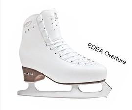 花样滑冰鞋 进口意大利 Edea 冰刀鞋 Overture 3星+Flight升级刀