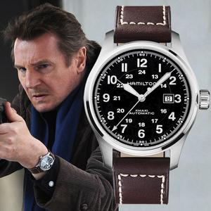 领50元券购买代购汉密尔顿hamilton尼森男手表