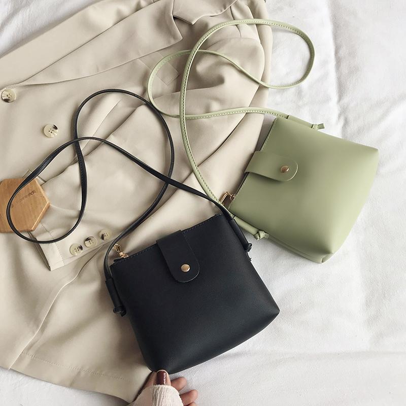 女2020新款手机包简约迷你小包包