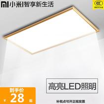 小米集成吊顶led灯 厨房卫生间灯铝扣板嵌入式300*300*600平板灯