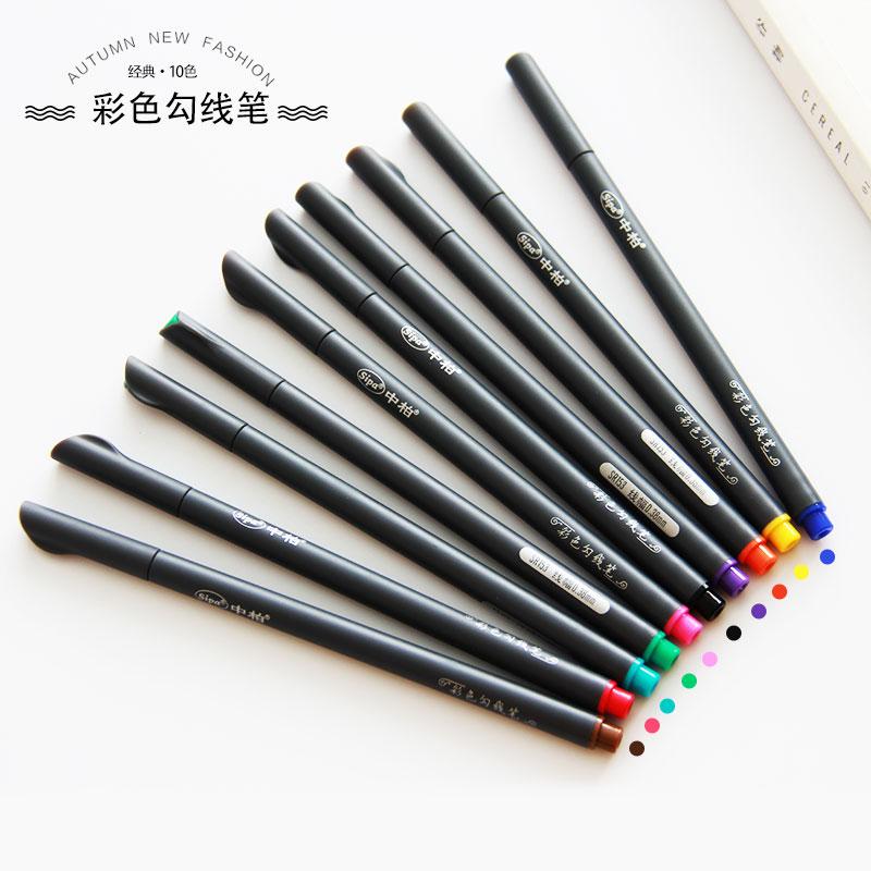 Цвет крюк соотношение нейтральный акварель рука проводка крюк волокно карандаш хорошо глава пометка карандаш студент использование 10 цвет платья