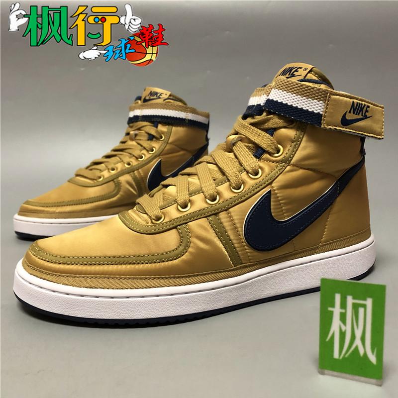 现货包邮NIKE VANDAL HIGH SUPREME OG 2019教父板鞋AH8652-700