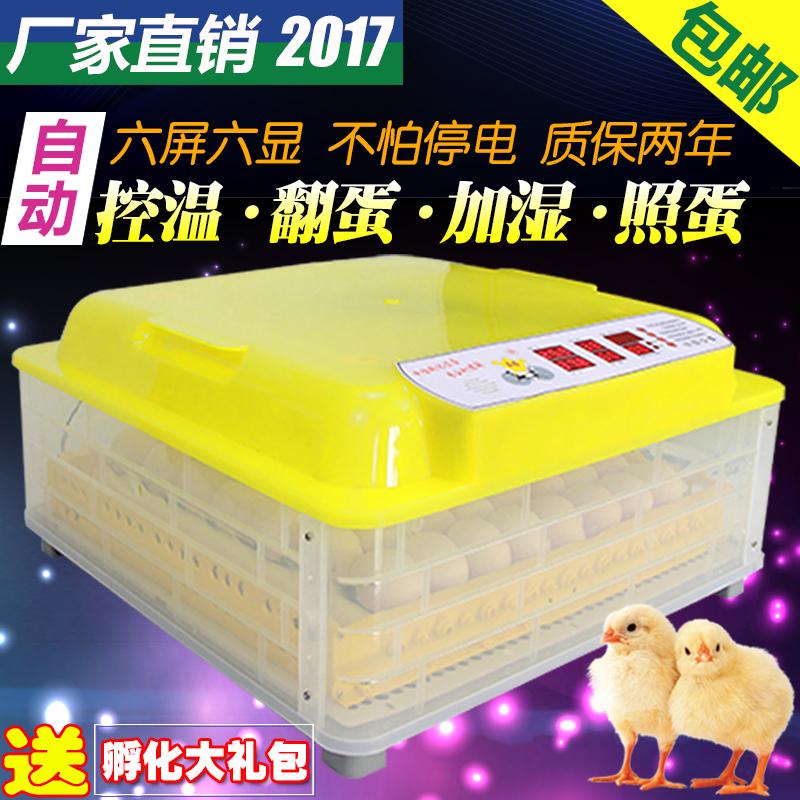 中信孵化机全自动家用型小鸡孵化器小型孵化设备鸡蛋孵蛋器孵化箱