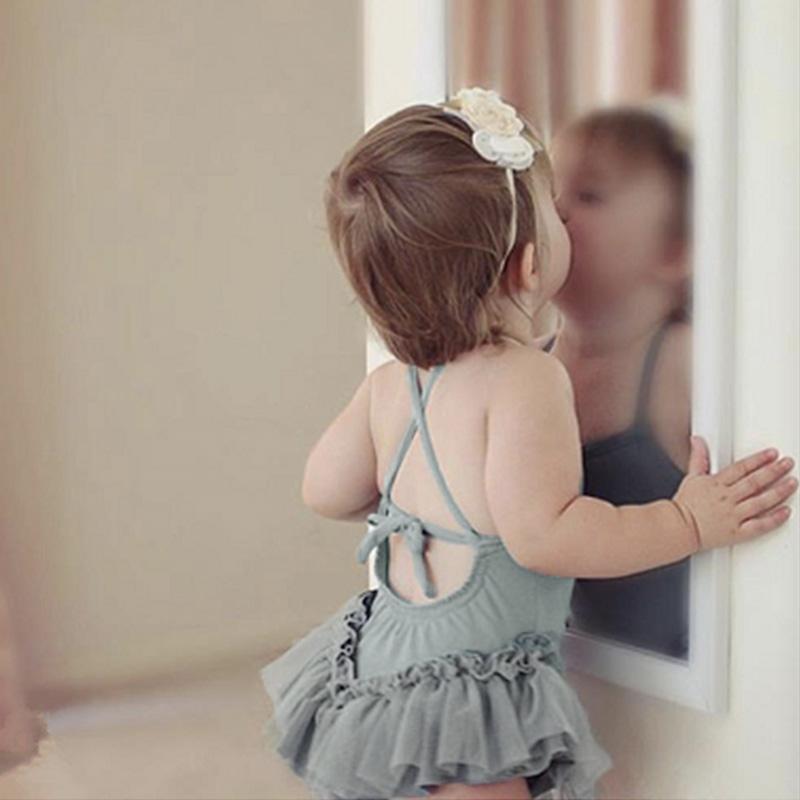 儿童泳衣女童韩国可爱女孩分体公主连体泳装婴儿宝宝中小童游泳衣
