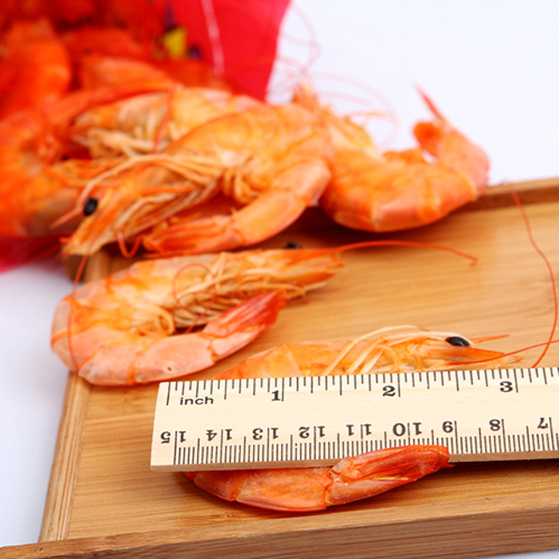 Popular Wenzhou specialty new years products Donghai large prawn seafood dry goods Snacks Gift Package
