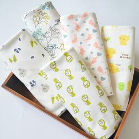 初生婴儿纯棉包布裹布单层新生儿抱被包巾宝宝全棉襁褓巾夏季薄款图片