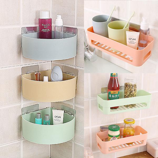 创意家居家实用生活日用品百货家庭小工具浴室收纳神器礼品置物架