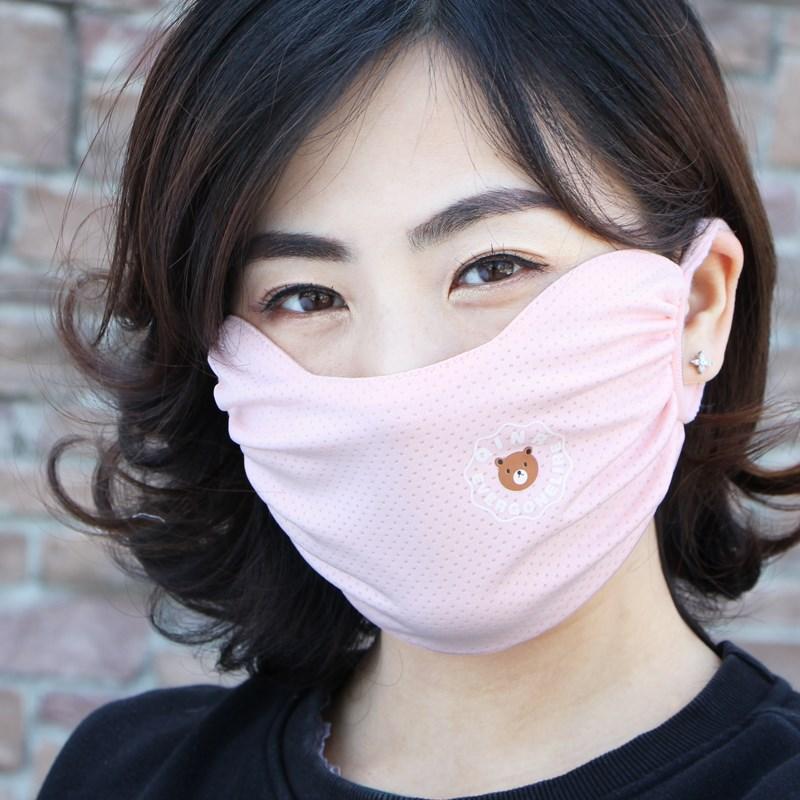 16.87元包邮夏季口罩薄款套头女士遮阳骑行 防晒超大防紫外线纯棉护颈 面罩