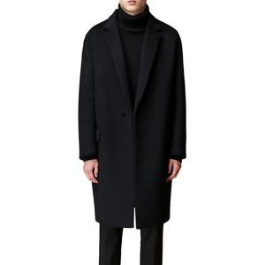 2020秋冬新款男士中长款潮羊绒大衣
