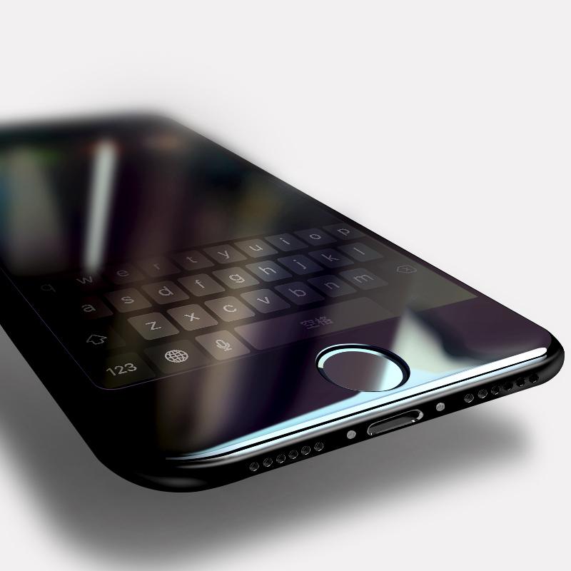 倍思iPhone7Plus手機殼蘋果7保護套超薄透明軟矽膠七i7P紅色防摔