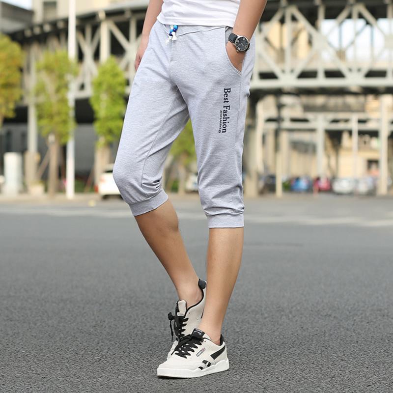 夏天男士休闲运动七分裤7分沙滩裤五折促销