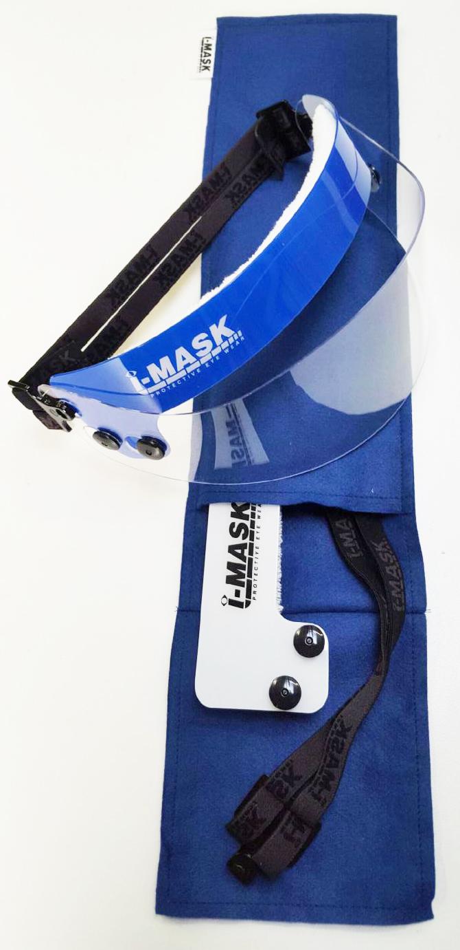 IMASK стена мяч защищать очки