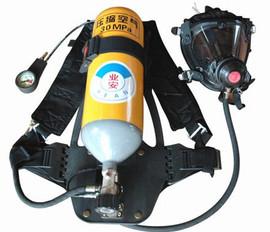 5L正压式空气呼吸器RHZK5/30自给式氧气呼吸装备钢瓶潜水呼吸器图片