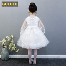 Girl Skirt 2019 New Kids'Spring and Autumn Slim Dresses and Korean Children's Summer Dresses