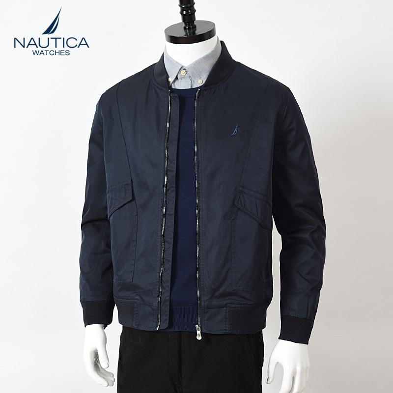 Lead Nordic mens jacket mens 2021 spring and autumn short fashion baseball collar loose thin jacket mens wear