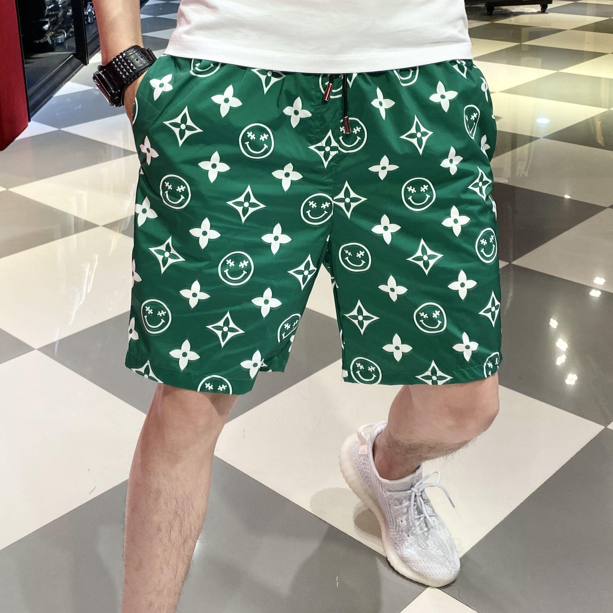 帝哲尼2020夏季新款短裤男潮牌ins宽松沙滩裤潮流五分裤透气速干