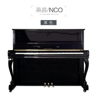 进口钢琴家用初学者练习考级大人儿童钢琴U121二手钢琴韩国英昌