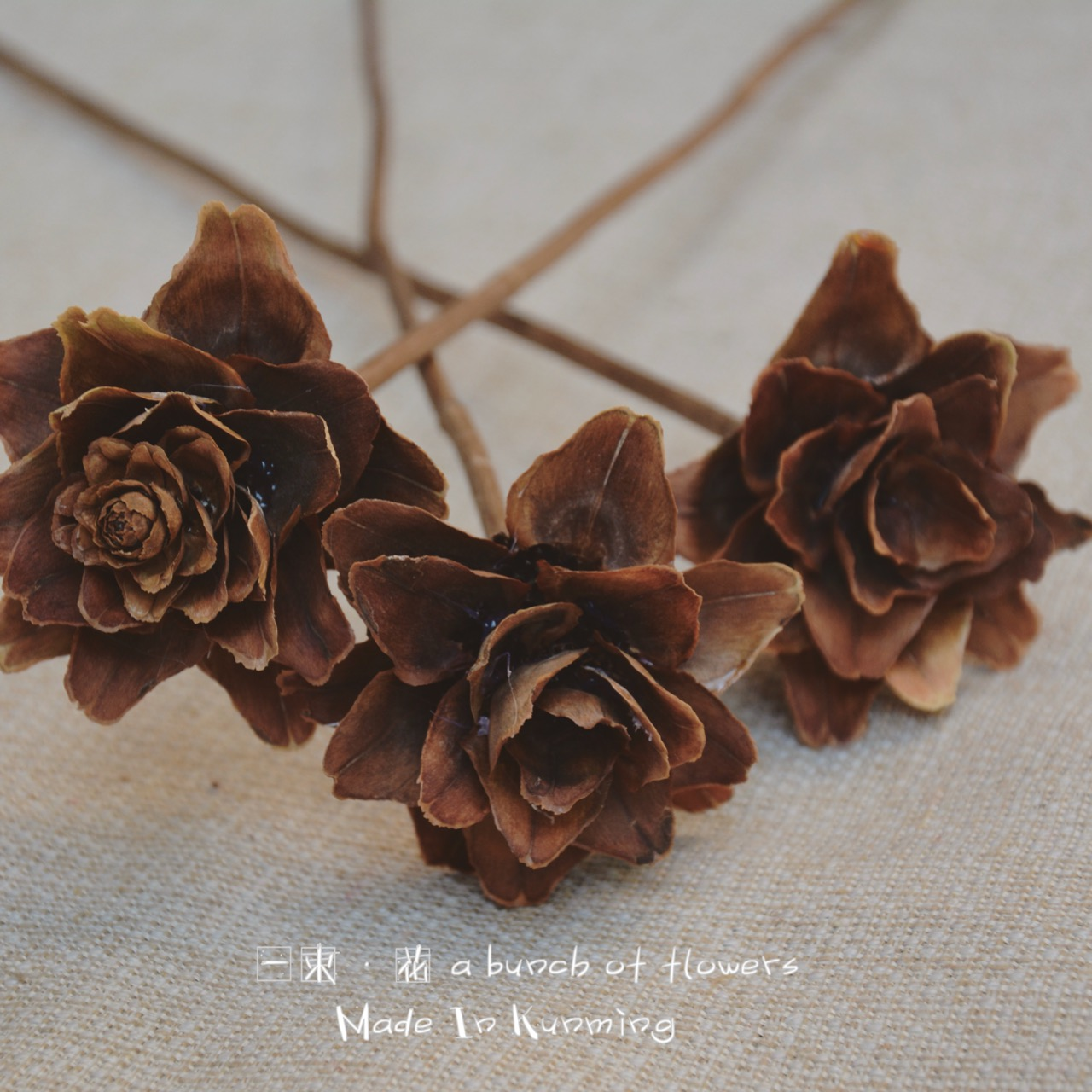 """Дерево роуз сухие цветы ручной работы сухие цветы """" букет . цветок """" искусство цветочная композиция стрельба реквизит модель дом декоративный"""