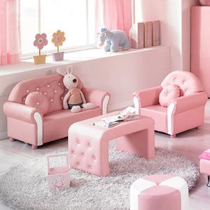 个性儿童沙发卡通凳...