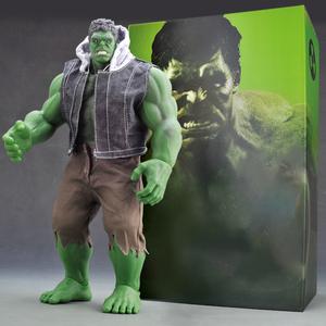 领10元券购买曼威复仇者无敌浩克联盟绿巨人玩具
