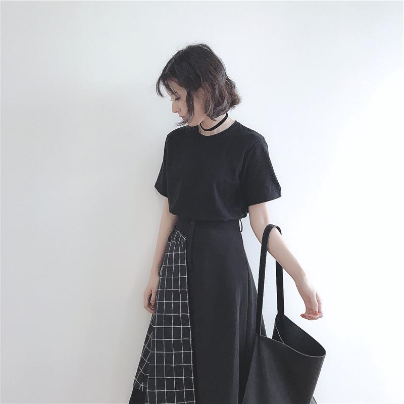 券后55.00元大码女装2018夏装新款洋气潮连衣裙