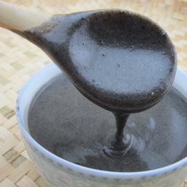 【阿静磨坊】妈妈现做的黑芝麻糊黑芝麻粉糊600克 儿时的味道