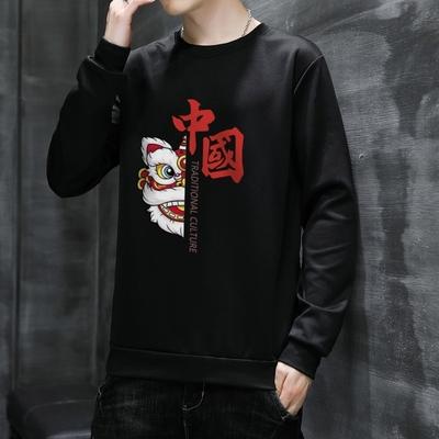 休闲运动套装男士韩版帅气2021卫衣