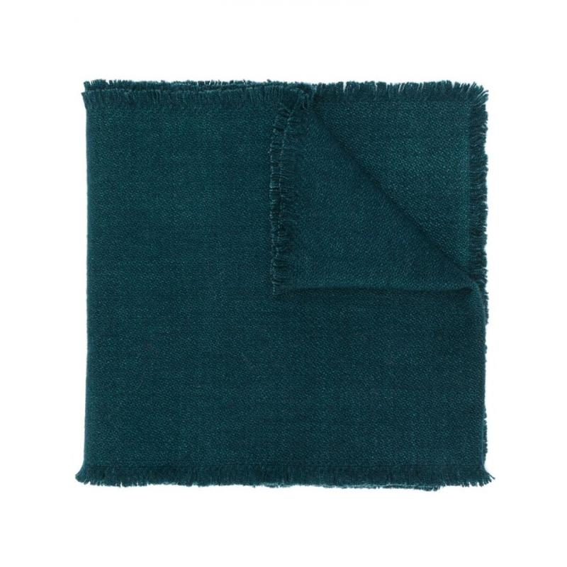 50% off tax on behalf of Denis Colomb womens spring 2020 new four sided fringed scarf