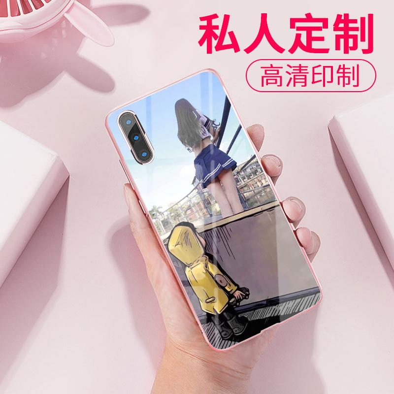 定制手机壳任意机型diy苹果11pro图案iPhoneX自定义xr6splus情侣照片ip8来图定做i6自制xs max5S型号SE玻璃7p