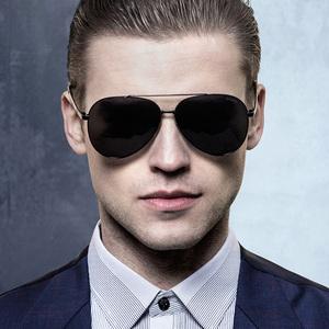 2020太阳镜男士开车专用偏光变色墨镜经典飞行员蛤蟆镜钓鱼眼镜潮