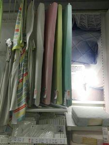 宜家代购国内莱恩 婴儿床垫保护罩儿童床笠/纯棉床品2件套