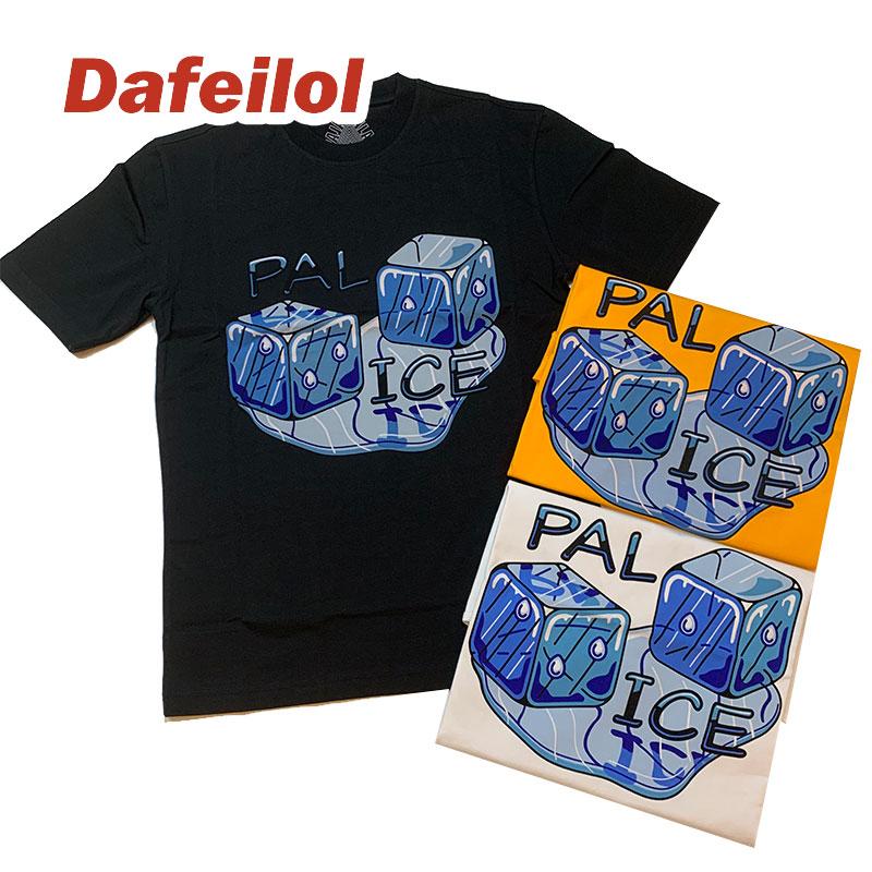 现货 Palace 19夏季 Pal Ice T-Shirt 冰块 圆领 短袖T恤