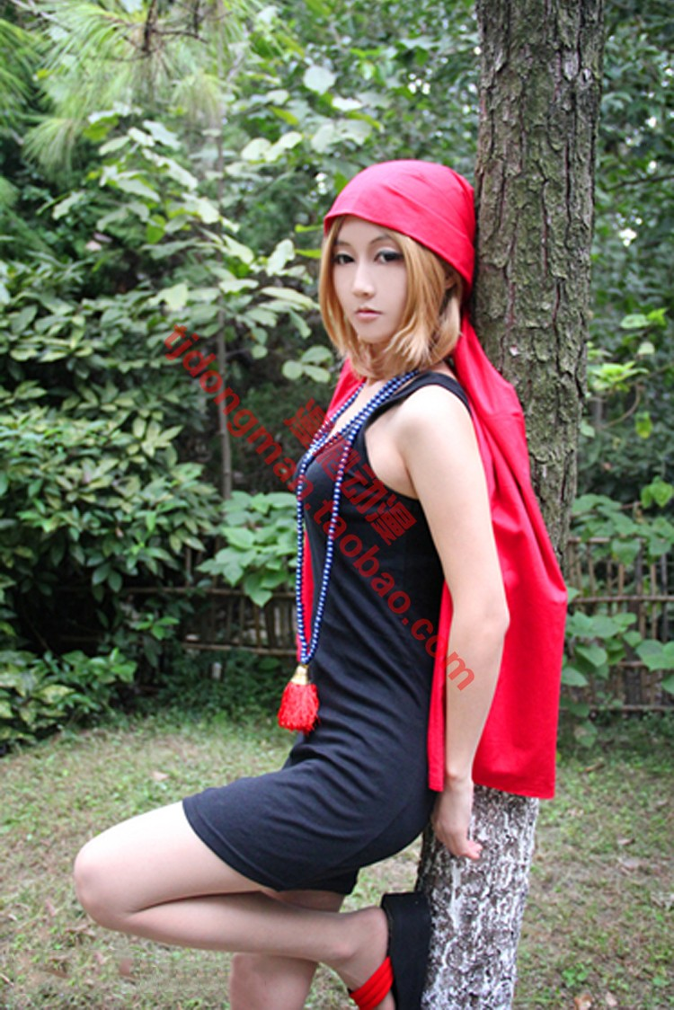 Anna Cosplay customized to undertake a variety of animation clothing customization