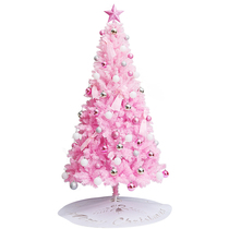 Christmas Tree Package home 1.5 m macaron Pink cherry tree 1.8 m large INS Christmas decorations