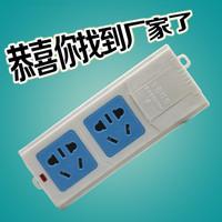 Волоконно-оптическая коробка для Слабая коробка тока модуль 2-позиционная 10-луночная многофункциональная проводка панель / Розетка