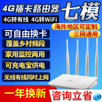 流量无线路由器神器联通电信上网卡托热点4G3G车载mifi随身移动笔记本无限WiFi2mini随行e8372华为Huawei