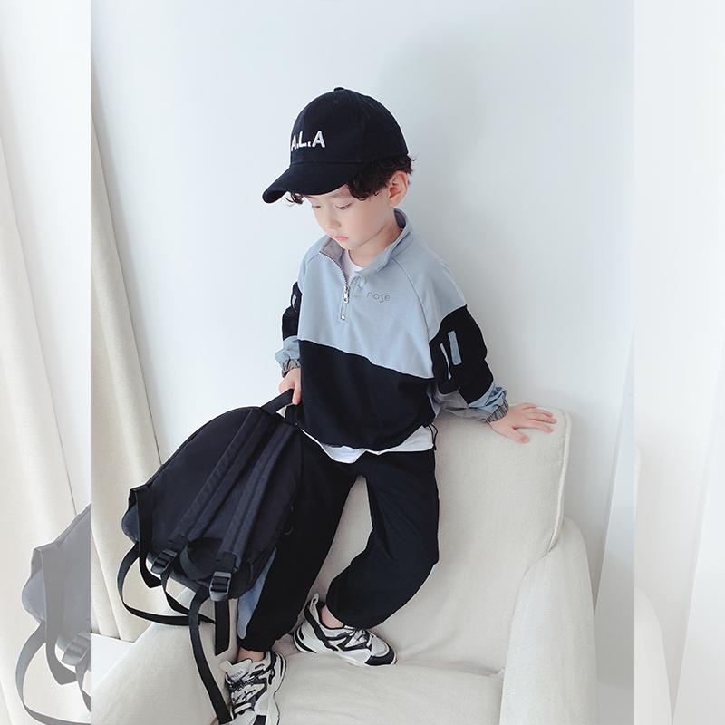 11月29日最新优惠潮童装儿童套装男童秋装2019新款